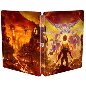 Scanavo - DOOM Eternal SteelBook - Various