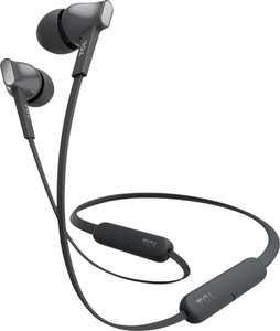 TCL - MTRO100BT Wireless In-Ear Headphones - Shadow Black