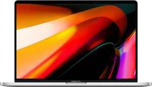 "Apple - MacBook Pro - 16"" Display with Touch Bar - Intel Core i9 - 16GB Memory - AMD Radeon Pro 5500M - 1TB SSD (Latest Model) - Silver"