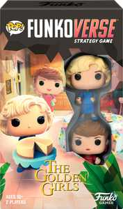 Funko - POP! Funkoverse The Golden Girls 100 Strategy Game