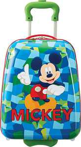 "American Tourister - Disney Kids 18"" Hardside Upright Suitcase - Mickey Mouse"