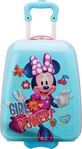 "American Tourister - Disney Kids 18"" Hardside Upright Suitcase - Minnie Mouse"