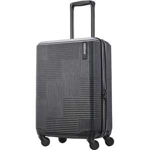 """American Tourister - Stratum XLT 20"""" Spinner - Jet Black"""