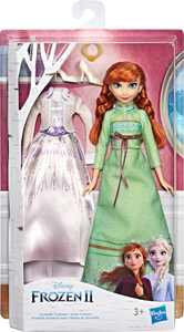 Disney - Frozen Arendelle Fashions Fashion Doll - Styles May Vary