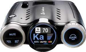 Cobra - Elite Series Road Scout 2-In-1 Radar Detector and Dash Camera Driver Alert System