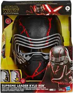 Star Wars - The Rise of Skywalker Supreme Leader Kylo Ren Force Rage Electronic Mask