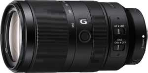 Sony - E 70-350mm F4.5-6.3 G OSS Telephoto Zoom Lens for E-mount Cameras