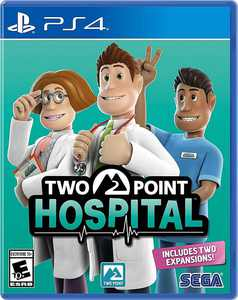 Two Point Hospital Standard Edition - PlayStation 4, PlayStation 5