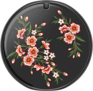 PopSockets - PopGrip Luxe Cell Phone Grip & Stand - PopMirror Pink Blossom