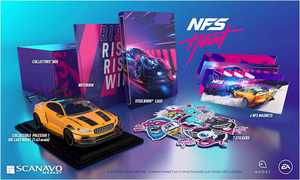 Scanavo - Need for Speed Heat Ultimate Collector's Pack