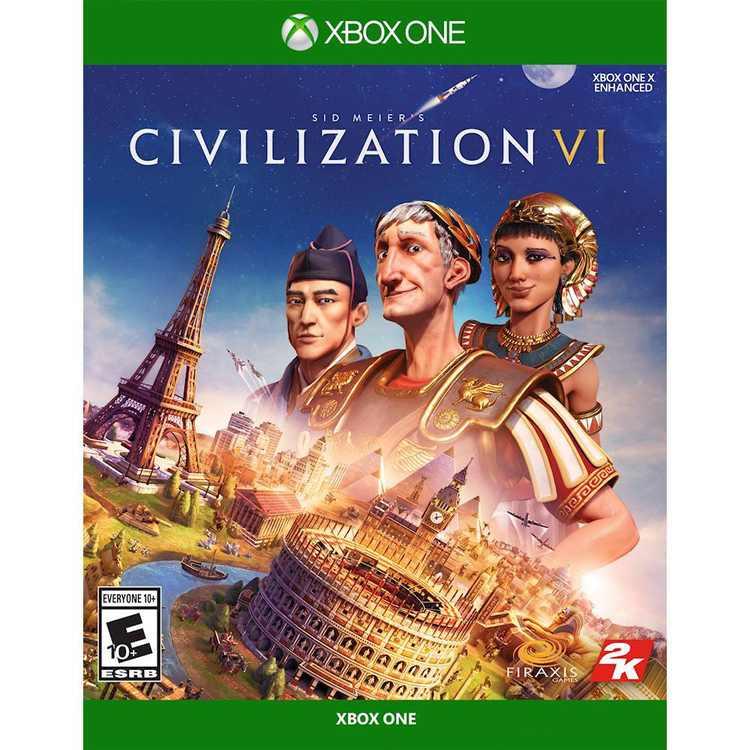 Sid Meier's Civilization VI Standard Edition - Xbox One
