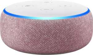 Amazon - Echo Dot (3rd Gen) - Smart Speaker with Alexa - Plum