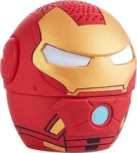 Bitty Boomers - Marvel Iron Man Portable Bluetooth Speaker - Yellow/Red