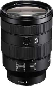 Sony - G 24-105mm f/4 G OSS Standard Zoom Lens for E-mount Cameras