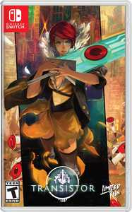 Transistor Standard Edition - Nintendo Switch