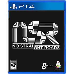 No Straight Roads Standard Edition - PlayStation 4, PlayStation 5