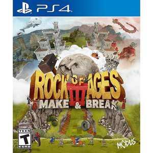 Rock of Ages 3: Make & Break Standard Edition - PlayStation 4, PlayStation 5