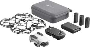 DJI - Mavic Mini Fly More Combo Quadcopter with Remote Controller - Gray
