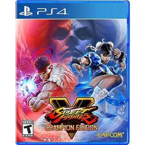 Street Fighter V Champion Edition - PlayStation 4, PlayStation 5