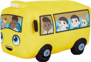 Little Tikes - Little Baby Bum Wiggling Wheels on the Bus - Yellow/Black