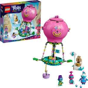 LEGO - Trolls World Tour Poppy's Hot Air Balloon Adventure 41252