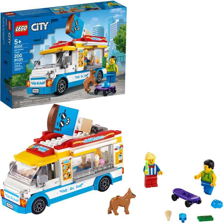 LEGO - City Ice-Cream Truck 60253