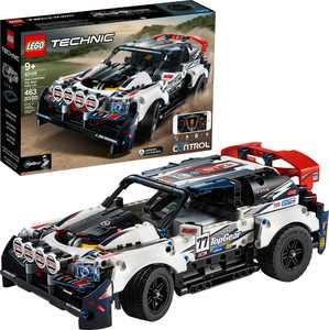 LEGO - Technic App-Controlled Top Gear Rally Car 42109