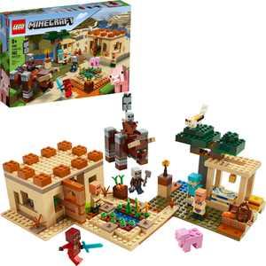 LEGO - Minecraft The Pillager Raid 21160