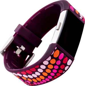 French Bull - Silicone Band for Fitbit Charge 2