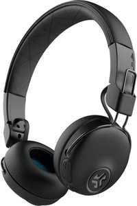 JLab - Studio ANC Wireless On-Ear Headphones - Black