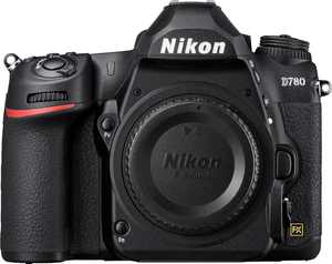 Nikon - D780 DSLR Camera (Body Only) - Black
