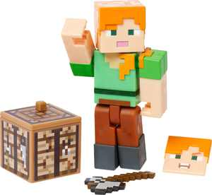 """Minecraft - Comic Maker 3.25"""" Action Figure - Styles May Vary"""