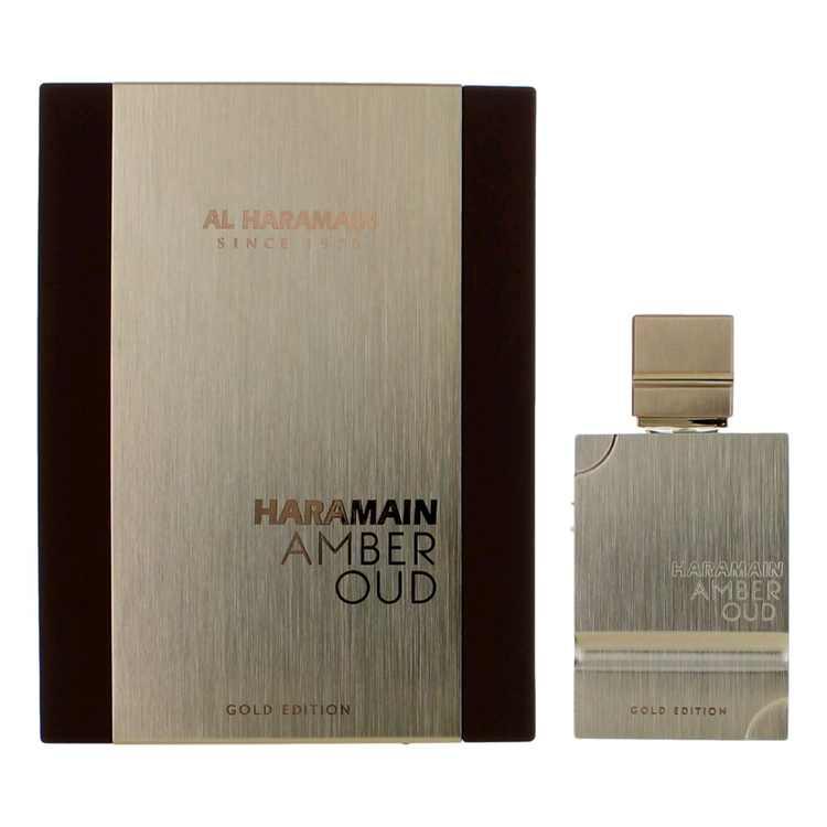 Amber Oud Gold Edition by Al Haramain, 2 oz EDP Spray Unisex