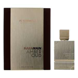 Amber Oud Gold Edition by Al Haramain, 2 oz EDP Spray Unisex
