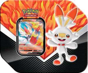 Pokémon - Trading Card Game: Galar Partners Tin