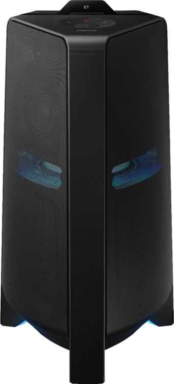 Samsung - Sound Tower Powered Wireless Speaker (Each) - Black