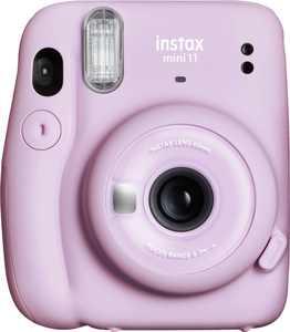 Fujifilm - instax mini 11 Instant Film Camera - Lilac Purple