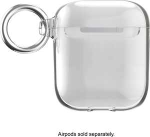 Speck - Presidio Protective Case for Apple AirPods - Clear