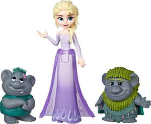 Hasbro - Frozen 2 Small Doll Pack - Styles May Vary