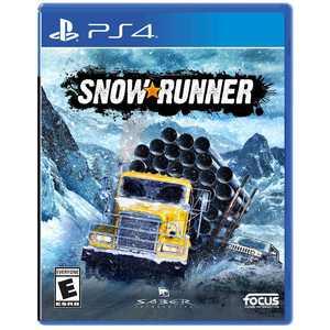 SnowRunner Standard Edition - PlayStation 4, PlayStation 5