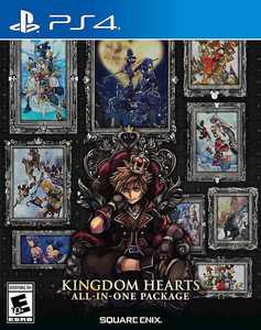 Kingdom Hearts All-In-One Package - PlayStation 4, PlayStation 5