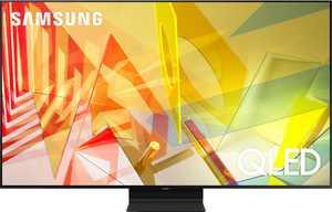 """Samsung - 65"""" Class Q90T Series QLED 4K UHD Smart Tizen TV"""