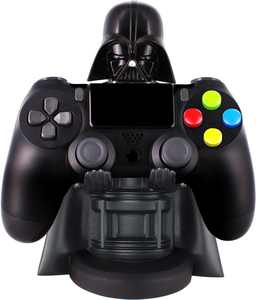 Star Wars - Sith Lord Darth Vader 8-inch Cable Guy Phone and Controller Holder