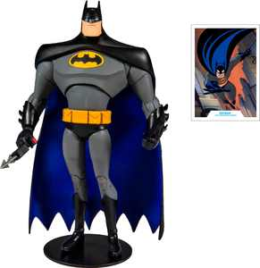 "McFarlane Toys - DC Multiverse - Animated Batman 7"" Action Figure - Multi"