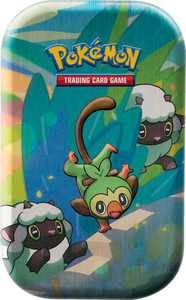 Pokémon - Trading Card Game: Galar Pals Mini Tin - Styles May Vary