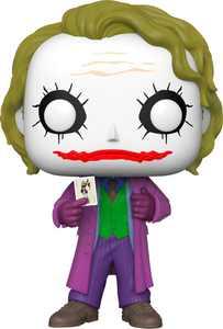 Funko - POP! Heroes: The Dark Knight Trilogy - The Joker