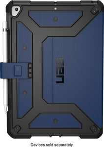 """UAG - Metropolis Folio Case for Apple iPad 10.2"""" (7th Generation 2019) - Cobalt"""