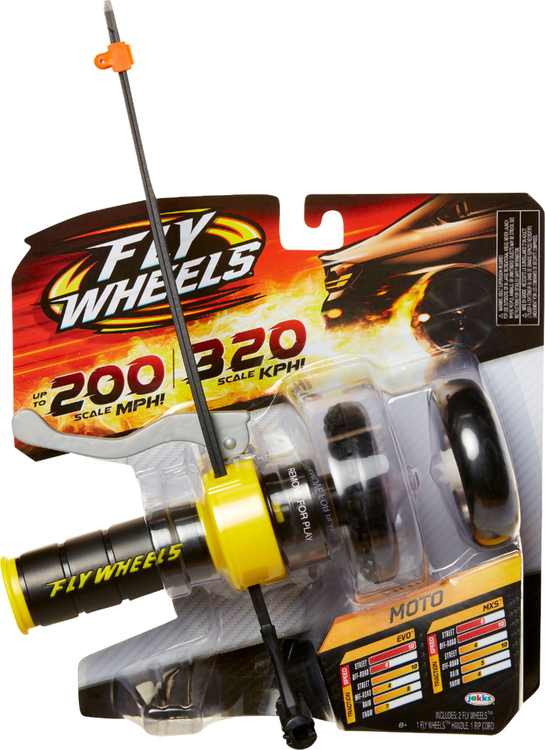 Jakks Pacific - Fly Wheels Toy (2-Pack) - Styles May Vary