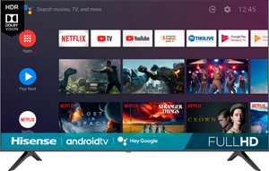 "Hisense - 43"" Class H55 Series LED Full HD Smart Android TV"