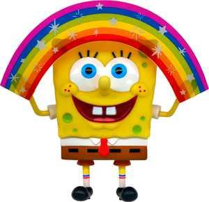 SpongeBob SquarePants - Masterpiece Memes Imaginaaation SpongeBob Vinyl Figure - Styles May Vary